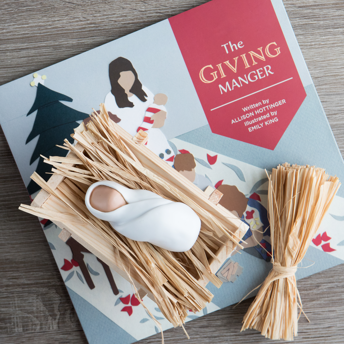 2018 Season - The Giving Manger - Boxed Set