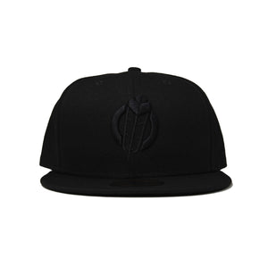 SECTION 35 - NEW ERA 59FIFTY CAP (Black/Black)