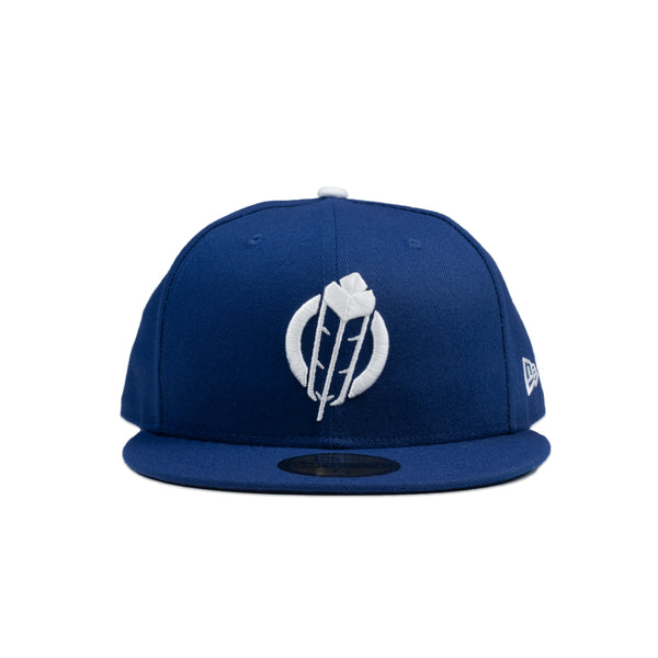 SECTION 35 - NEW ERA 59FIFTY CAP (Dodger Blue)