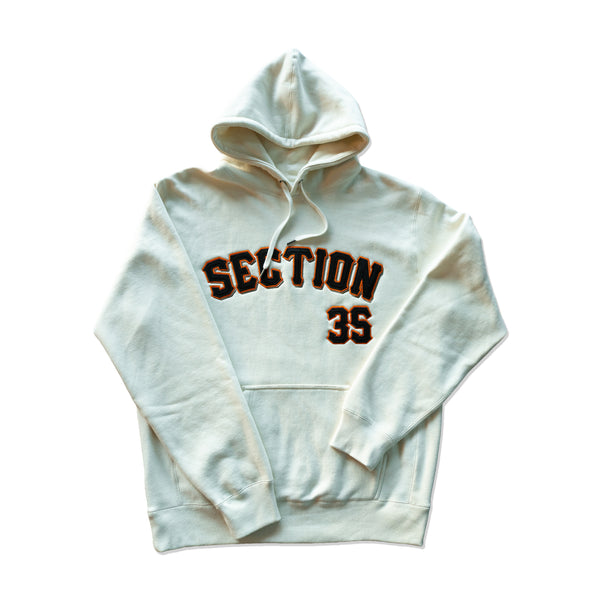 SECTION 35 - Gigantes Hoody (Bone)