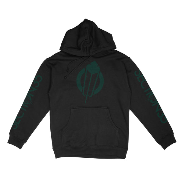 SECTION 35 - OG Hoody (Black/Black)