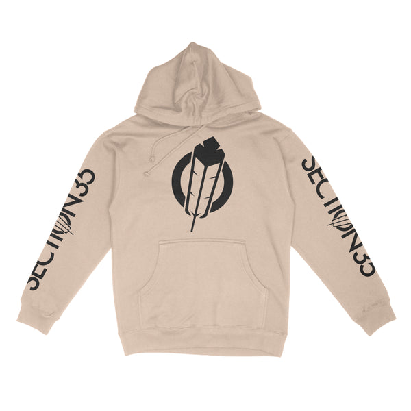 SECTION 35 - OG Hoody (Sand)