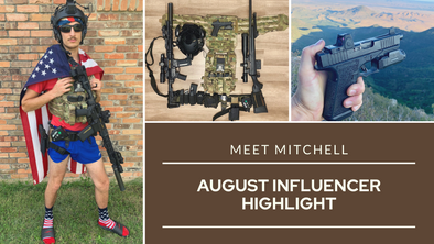 Lucky Shot August Influencer Highlight