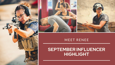 Lucky Shot September Influencer Highlight