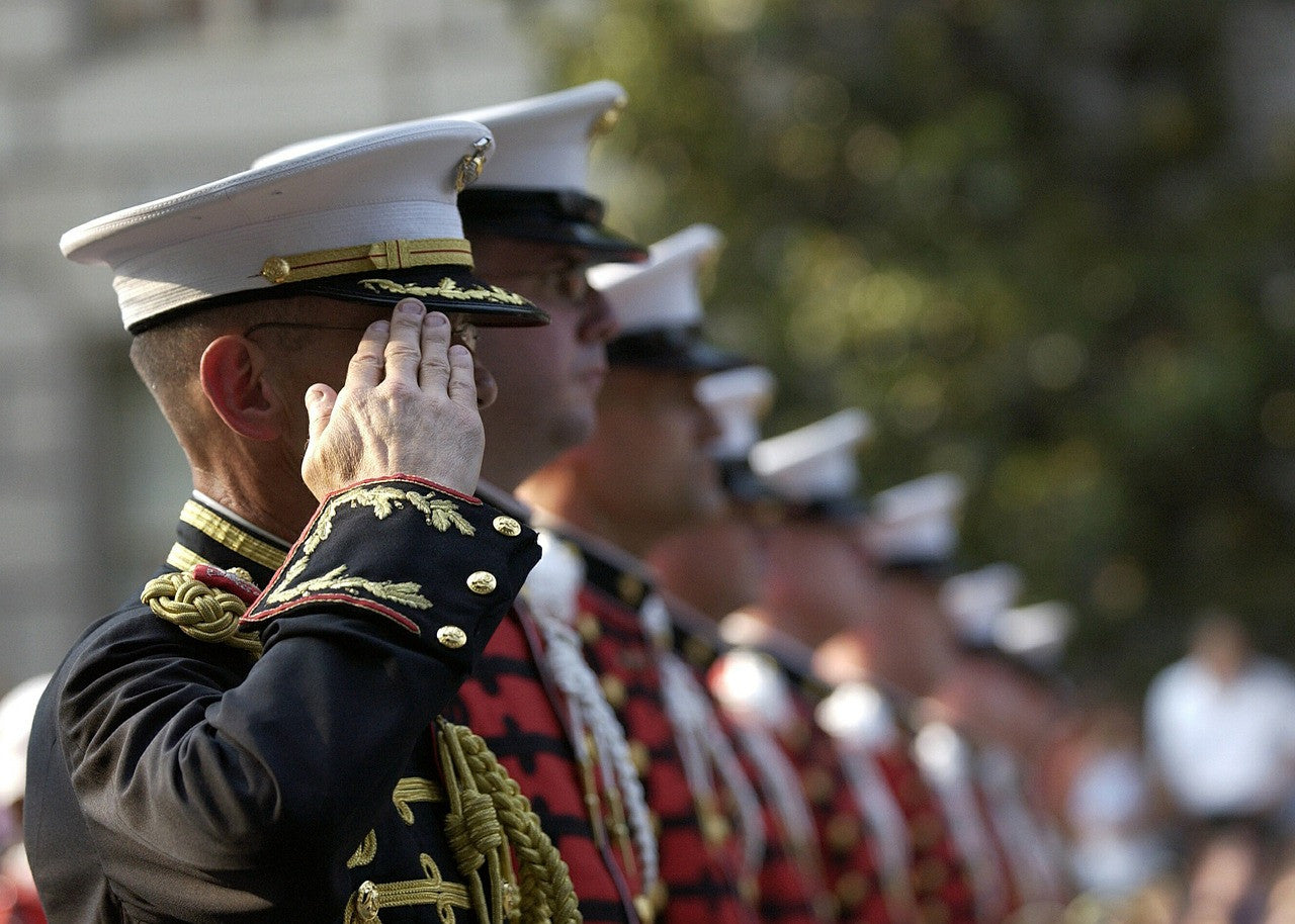 7 Things To Know Before Attending Your First Military Ball