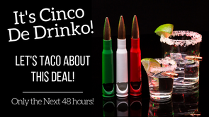 Cinco de Mayo Collection - 20% OFF Now!