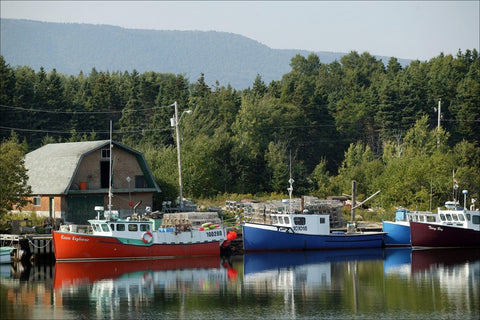 Nova Scotia fishing