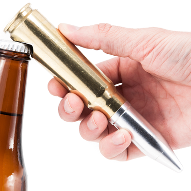 20MM Vulcan Cannon Round Bottle Opener