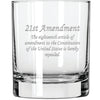 Whiskey Glass - 21st Amendment