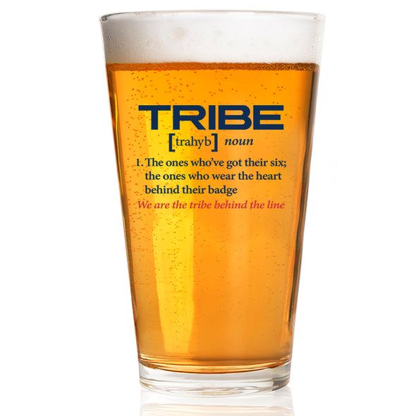 Pint Glass - TRIBE Definition