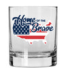 Whiskey Glass - Home of the Brave Country