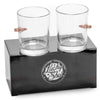 .308 Real Bullet Handmade Whiskey Glass Gift Boxed Set of 2