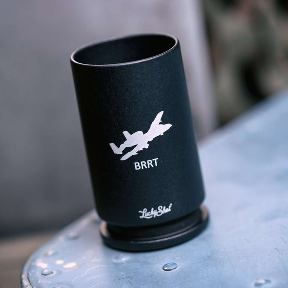 30MM A-10 Warthog Shell Shot Glass - Tribute To BRRT