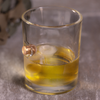 45 Caliber Bullet Whiskey Glass