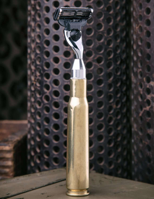 .50 Caliber REAL BMG Bullet Mach Style Razor