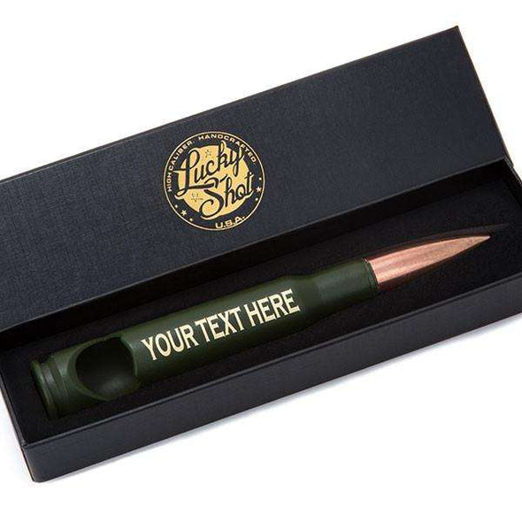 .50 Caliber Bullet Bottle Opener in Olive Drab