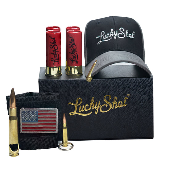 Lucky Shot Swag Gift Set