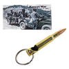 Special Edition Korean Era .30-06 Bullet Bottle Opener Keychain