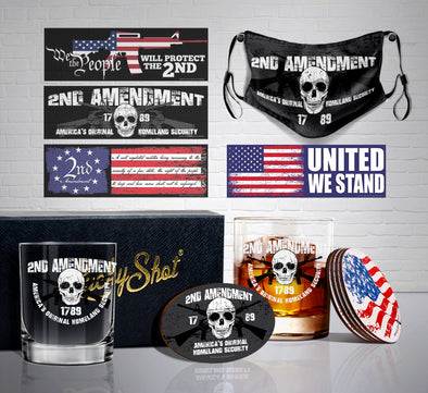 Original Homeland Security Whiskey Gift Set