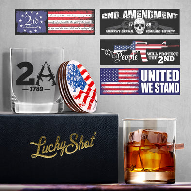 2A 1789 Whiskey Gift Set