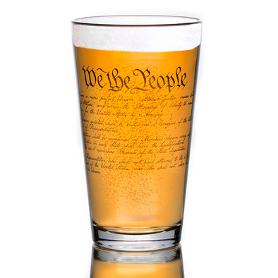 Pint Glass - Constitution