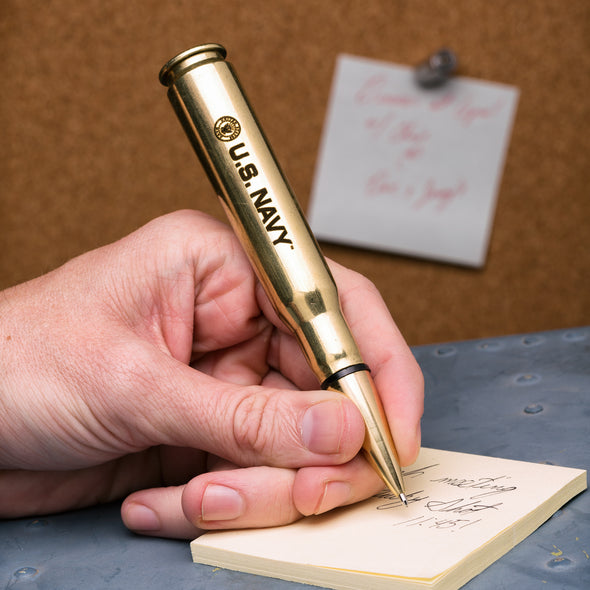 US Navy .50 Caliber Twist Pen
