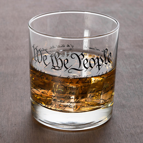 Constitution 360 - 2 Pack Whiskey Glasses