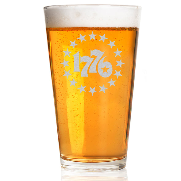 Pint Glass - 1776