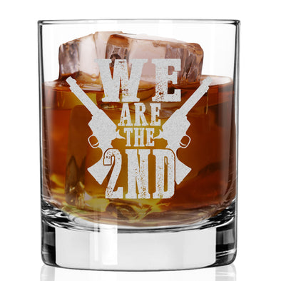 Whiskey Glass - We Are the Second