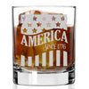 Whiskey Glass - America Since 1776