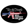 We the People Will Protect the 2nd Whiskey Gift Set