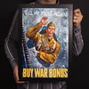 Till We Meet Again - Buy War Bonds World War II Poster
