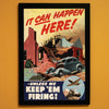 It Can Happen Here! World War II Poster