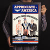 Appreciate America World War II Poster