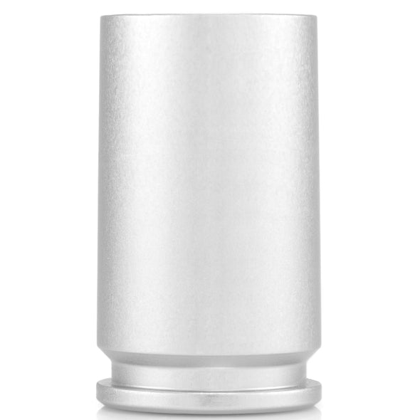 30MM A-10 Cannon Shell Shot Glass in Aluminum