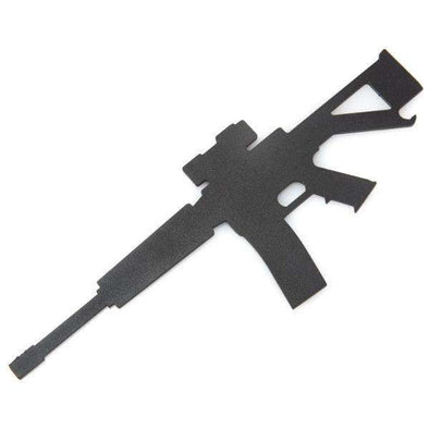 AR15 Rifle Bottle Opener
