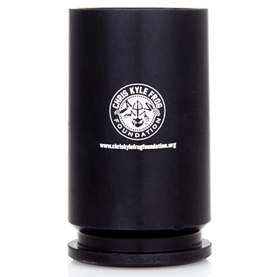 Chris Kyle Frog Foundation Black 30MM A-10 Shot Glass