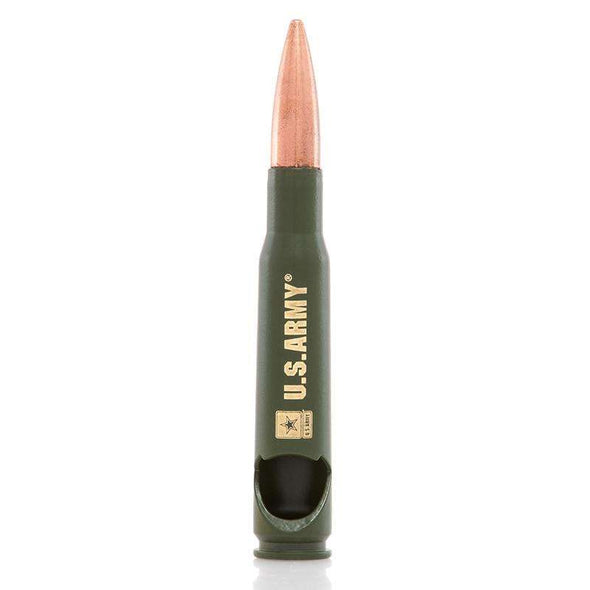 Olive Drab US Army .50 Caliber Bottle Opener
