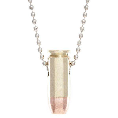 Once-Fired Bullet Necklaces