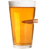.50 Caliber Bullet Pint Glass