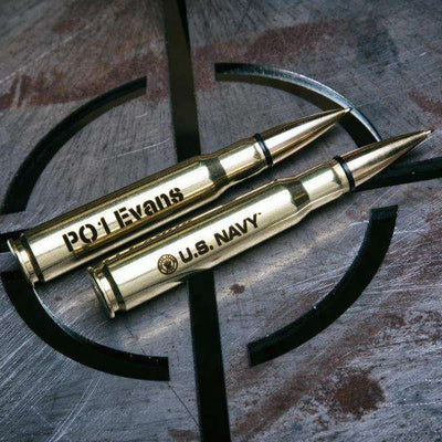 US Navy 50 Caliber Twist Pen