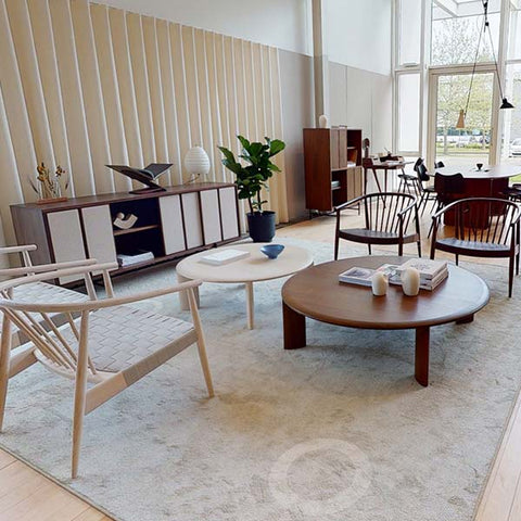 Virtual Showroom of the Ercol collections