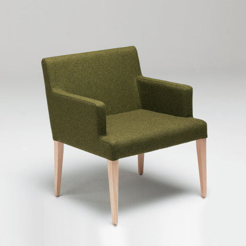 Temperature Austin Chair - Square Arm