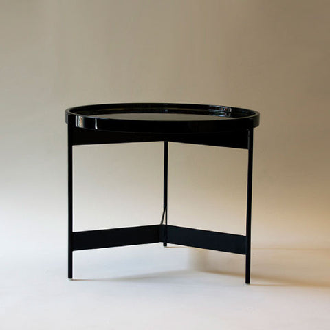 Temperature Disc Side Table