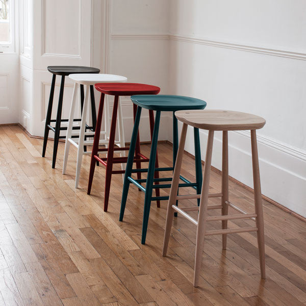 Ercol Originals Bar Stool Temperature Design