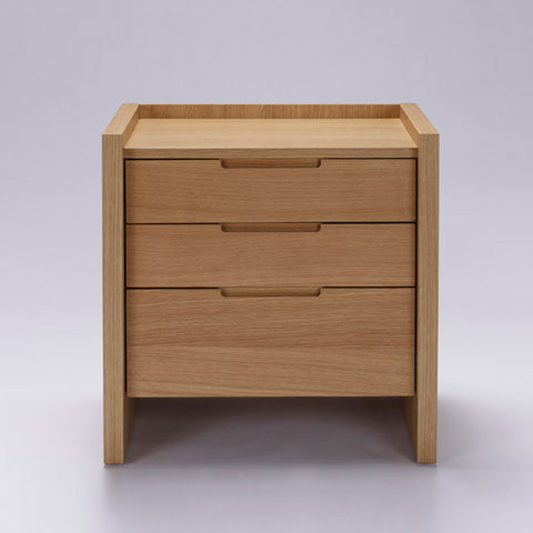 Temperature Scott Side Table - 3 Drawer