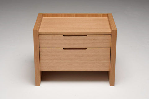 Temperature Scott Side Table - 2 Drawer