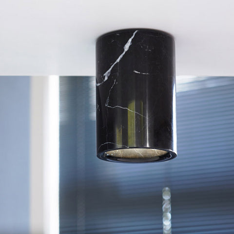 TW Solid Downlight - Marquina Marble