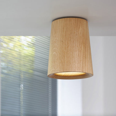 TW Solid Downlight Cone - Oak