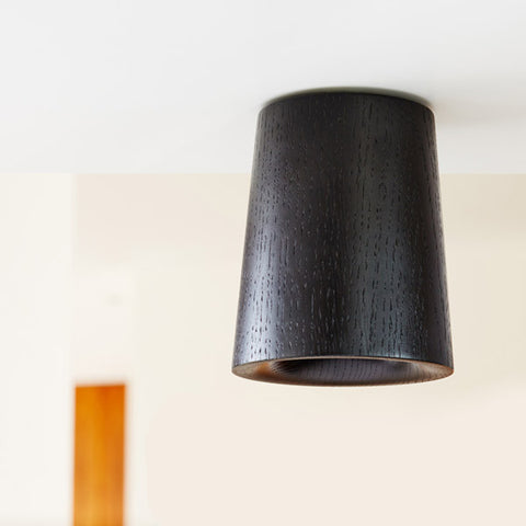 TW Solid Downlight Cone - Black